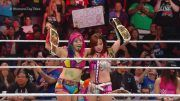kabuki warriors, wwe, hell in a cell, asuka, kairi sane =, nikki cross, alexa bliss wwe women's tag team champions