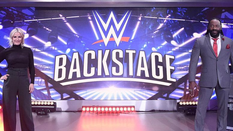 Watch WWE Backstage 4/21/20