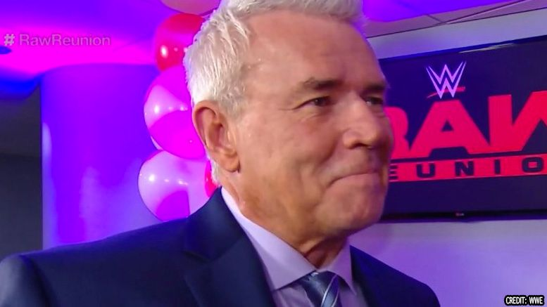 eric bischoff comments wwe exit replaced bruce prichard