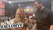 candice lerae interview wwe performance center nxt usa