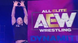 diamond dallas page ddp all elite wrestling aew dynamite video surprise appearance