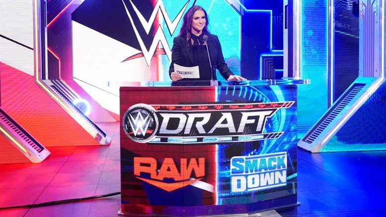 wwe draft night two picks choices raw smackdown