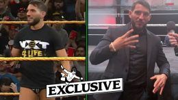 johnny gargano nxt for life interview usa network