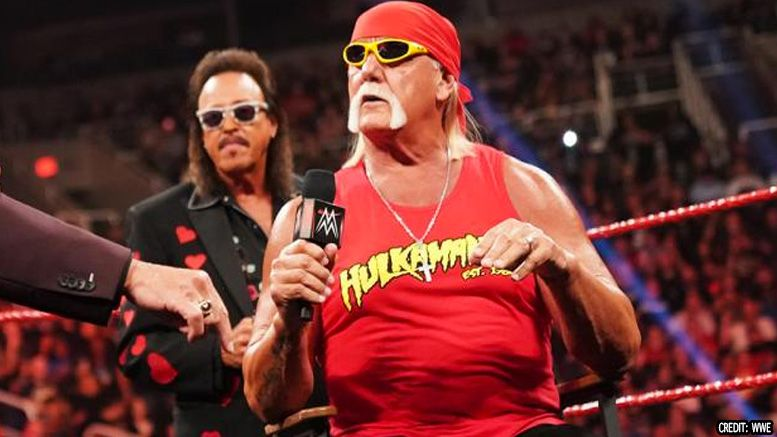 hulk hogan crown jewel plane video travel problems wwe