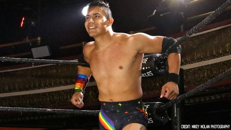 jake atlas signs wwe performance center nxt pwg roh