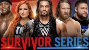 nxt survivor series wwe advertisement