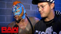 rey mysterio, Dominick, wwe, nxt, performance center