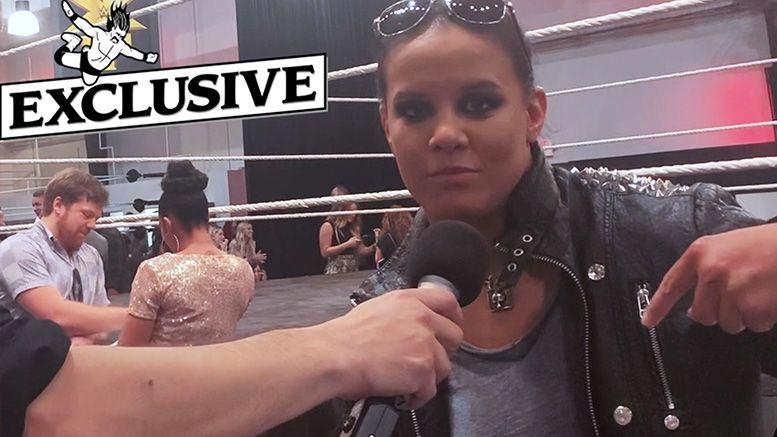 shayna baszler interview wwe performance center nxt ryan satin four horsewomen feud usa network
