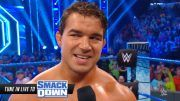 wwe, smackdown, chad gable, shorty gable, shorty g, fox, name change