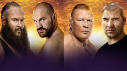 wwe, crown jewel, cain velasquez, brock lesnar, tyson fury, braun strowman, crown jewel, ufc, boxing, triple h, rey mysterio