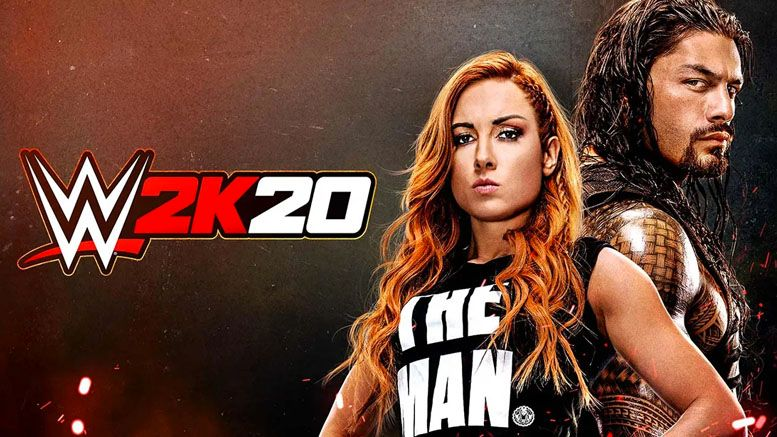wwe 2k20 patch game issues problems