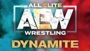 aew all elite wrestling dynamite battle royal diamond ring