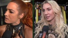 becky lynch charlotte flair wwe raw react shayna baszler attack