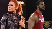 becky lynch seth rollins nxt appearance wwe survivor series raw smackdown surprises invasion