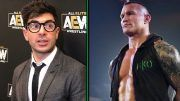 randy orton tony khan wwe aew verbal joust social media twitter tweets