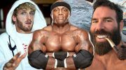 bobby lashley wrestlemania celebrities list logan paul dan bilzerian