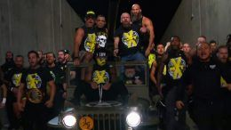 nxt invasion jeep dx d-generation x wwe smackdown triple h shawn michaels road dogg