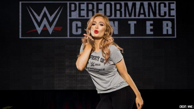 scarlett bordeaux wwe performance center signs contract indi hartwell shotzi blackheart