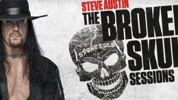 stone cold steve austin undertaker new podcast series wwe network broken skull sessions