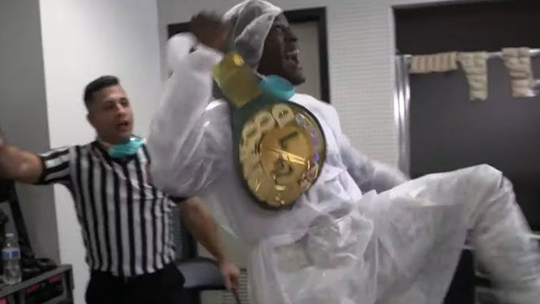r truth wins 24/7 title singh brothers after raw video