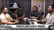 wrestling sheet radio november 21 wargames survivor series wwe nxt aew jim cornette