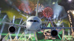 wwe saudi arabia crown jewel plane travel delays smackdown charter company statement