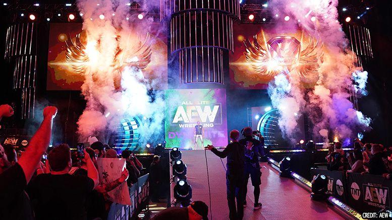 aew all elite wrestling ppv deal quarterly in demand