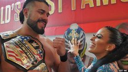 andrade wins united states title championship rey mysterio madison square garden live event results