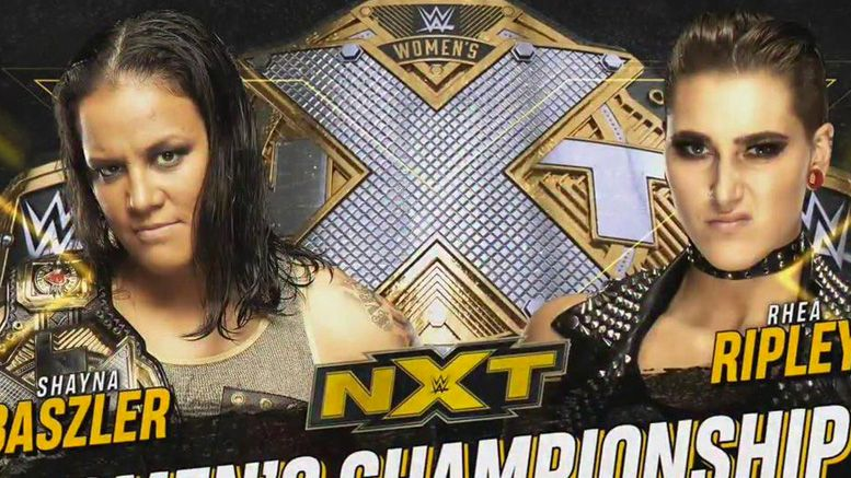 Rhea Ripley To Challenge Shayna Baszler For Nxt Women S Title