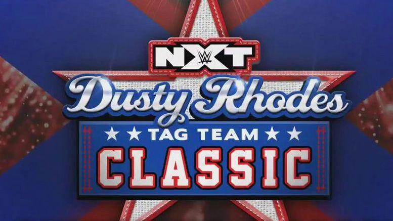 Resultado de imagem para WWE NXT Dusty Rhodes Tag Team Classic