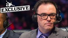 mauro ranallo wwe nxt survivor series return to work corey graves tweets