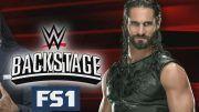 seth rollins wwe backstage guest fs1