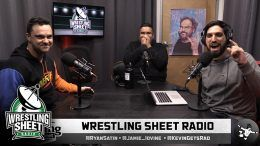 wrestling sheet radio ryan satin wwe backstage