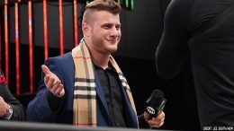 mjf mlw aew contract expires expired parts