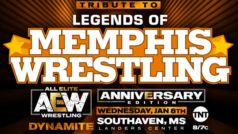 aew all elite wrestling dynamite memphis wrestling legends