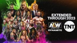 aew dark tnt details second show new tv deal extended