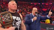 brock lesnar enters royal rumble number one wwe raw