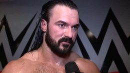 drew mcintyre dedicates royal rumble win to wife video interview
