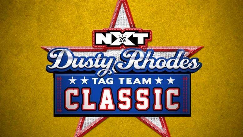 dusty rhodes tag team classic winners nxt wwe