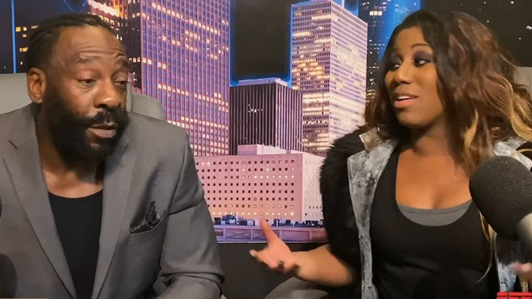 ember moon 24/7 championship achilles injury booker t interview