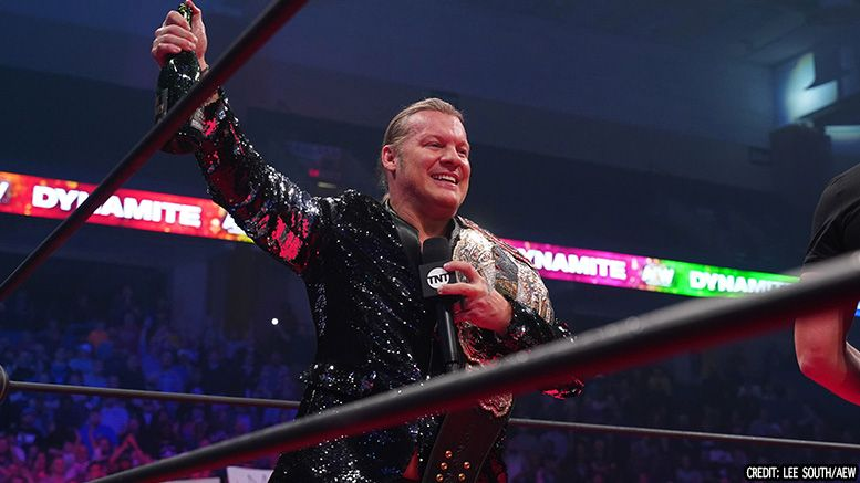 chris jericho cruise rock n wrestling rager at sea free alcohol bubbly champagne