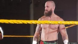 mike kanellis wwe nxt live event release request