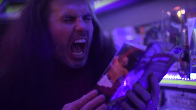 matt hardy free the delete wwe contract tease current vessel