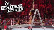 rey mysterio update ladder match cleared scary fall head andrade raw wwe