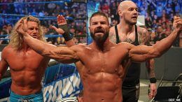 robert roode returns smackdown wwe video