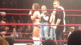 tessa blanchard victory speech nobody in life is perfect hard to kill title win video