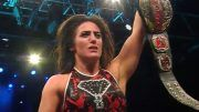tessa blanchard wins impact world championship title hard to kill results