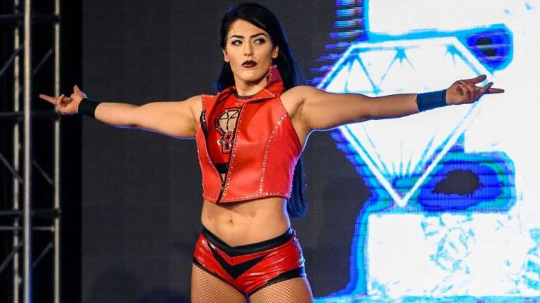 tessa blanchard denies racism accusations black rose n-word spit slap