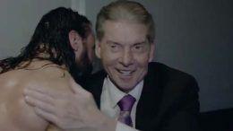 vince mcmahon drew mcintyre royal rumble win video footage thank chronicle sneak peak