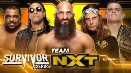 walter survivor series wwe mistake nxt uk